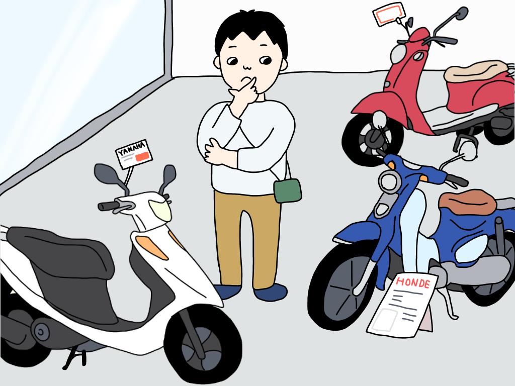 125ccバイク維持費