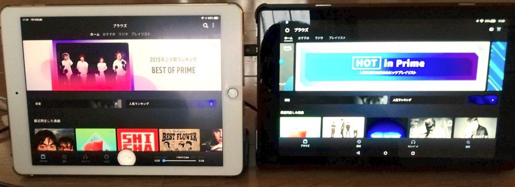 iPad9.7との比較